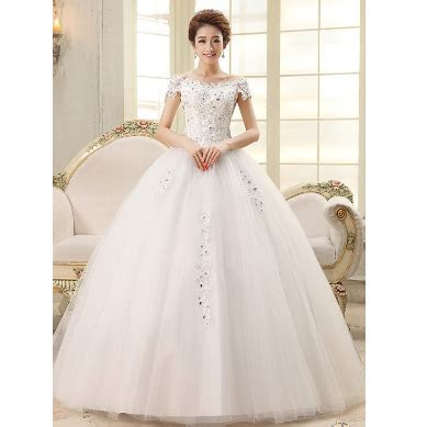 White Bridal Gown   View Specifications & Details of