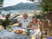 Pizza na Golden Beach