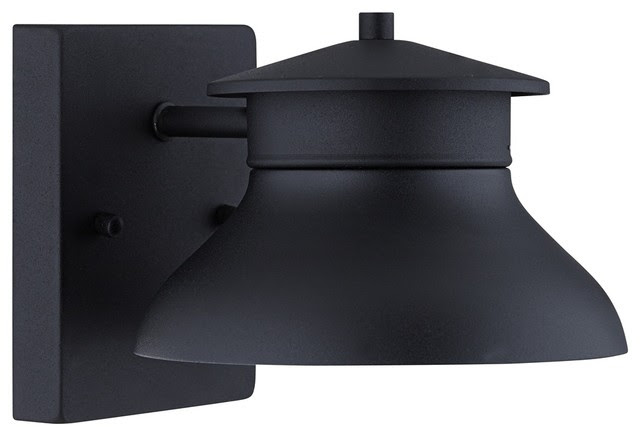 Contemporary LED Energy Efficient Black 5