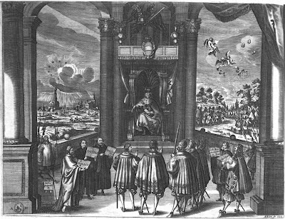 1655 Augsburger Religionsfriede