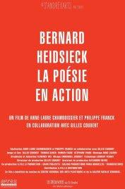 background picture for movie Bernard Heidsieck, la poésie en action