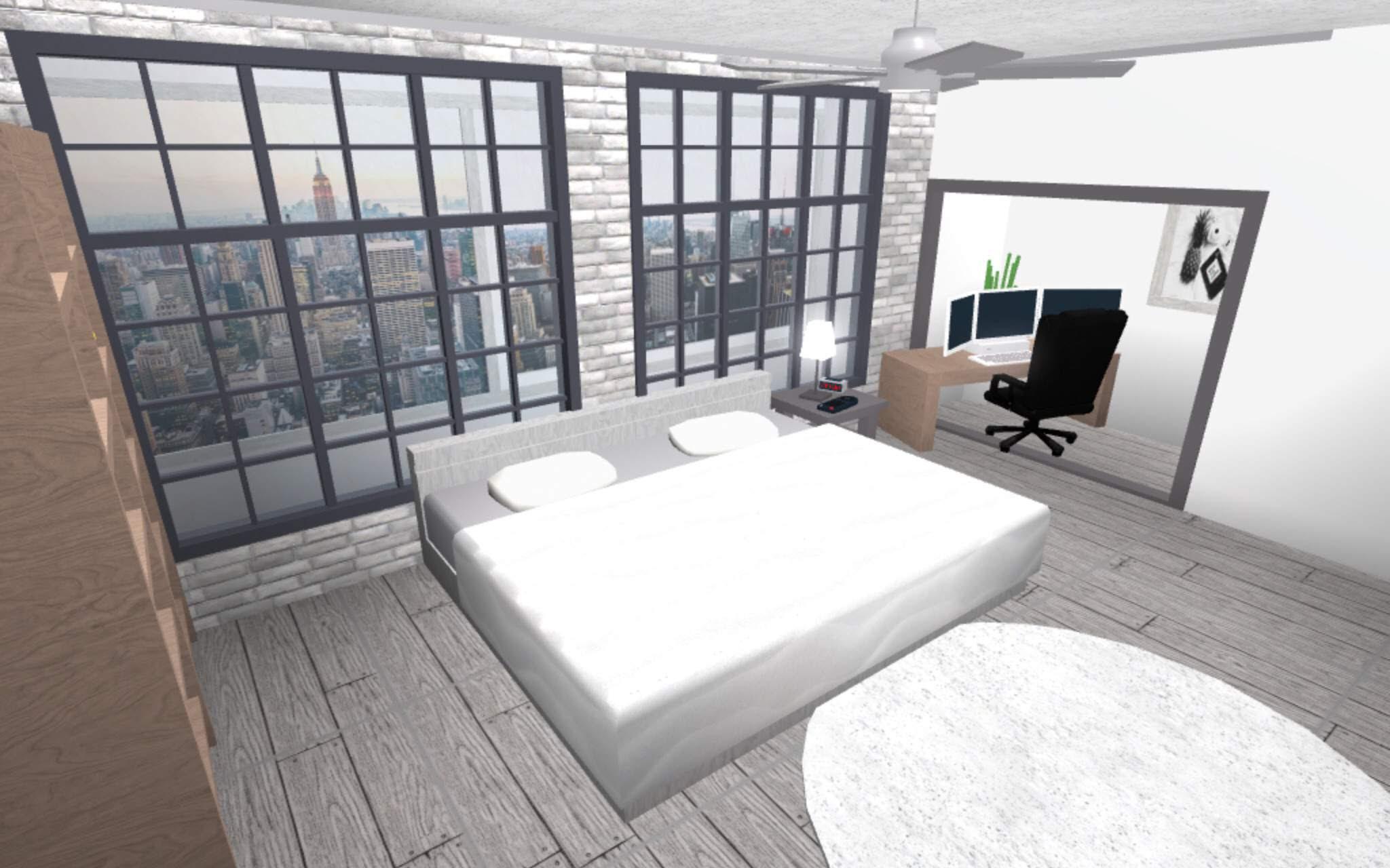 Bedroom Ideas #15  Bloxburg  Roblox Amino