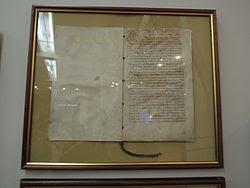 1617, May 1. Gustav Adolf's ratification of Russia-Sweden peace (RGADA).jpg