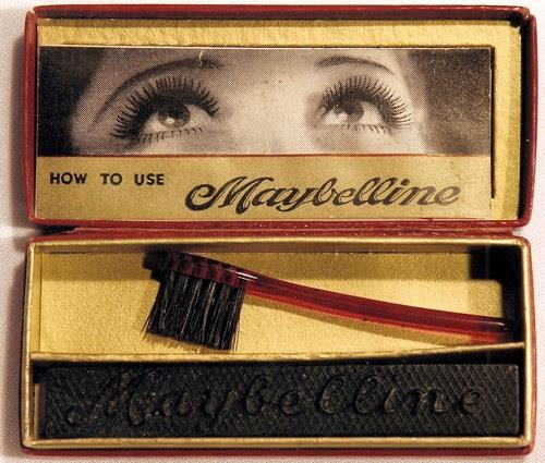 Maybelline block mascara