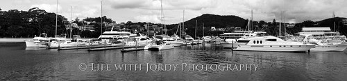 Nelson Bay Marina by Life with Jordy