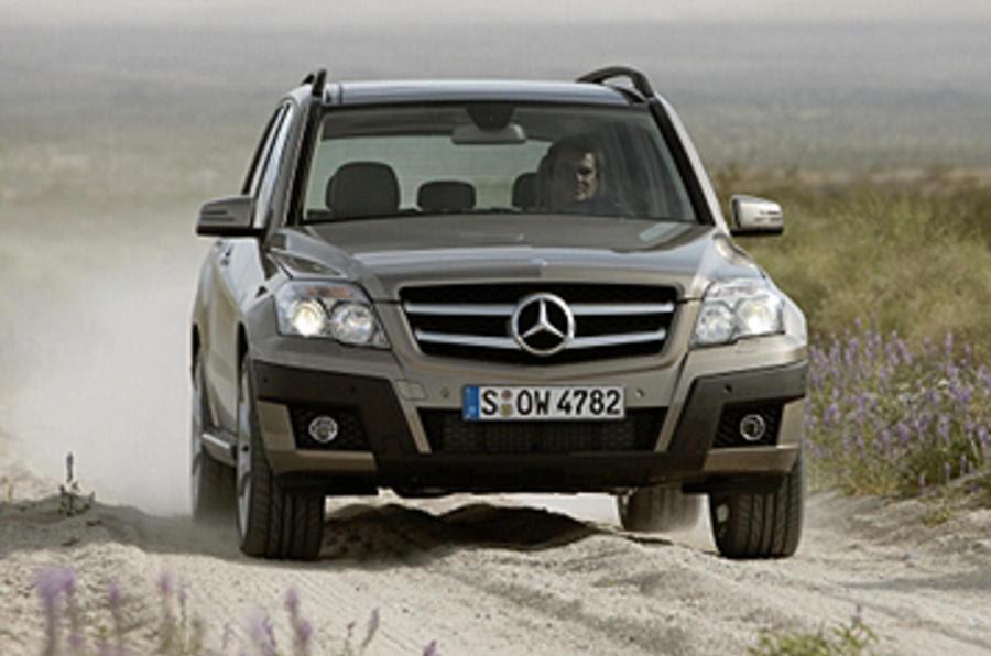 Mercedes Benz Glk 320 Cdi Review Autocar