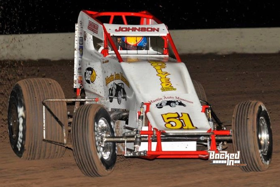 R.J. JOHNSON IS BACK ON TOP AT ARIZONA SPEEDWAY - Big West ...