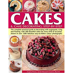Cakes and Cake Decorating