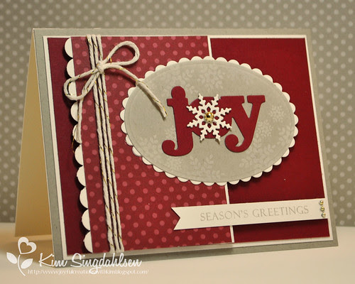 Joy in Cherry and Kraft