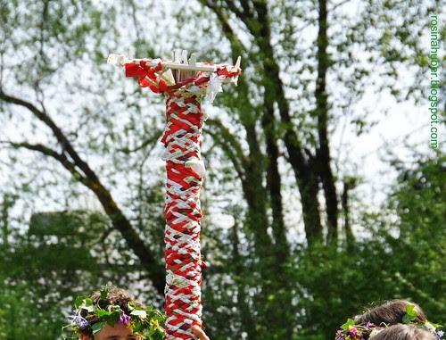 Braided May Pole