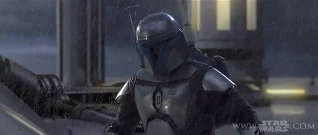 Before Boba...there was...Jango Fett
