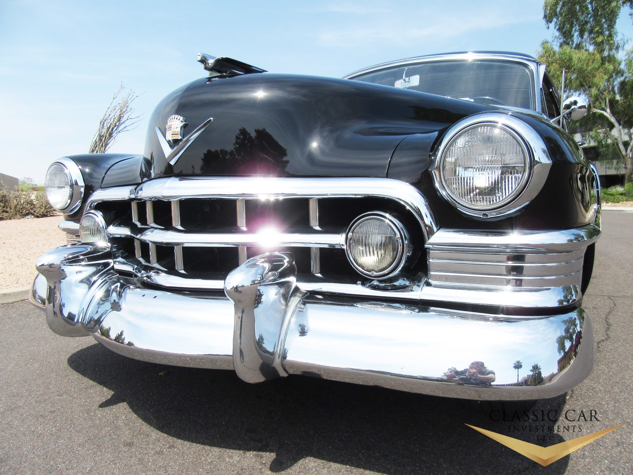 1950 Cadillac Coupe DeVille   Classic Car Investments, LLC