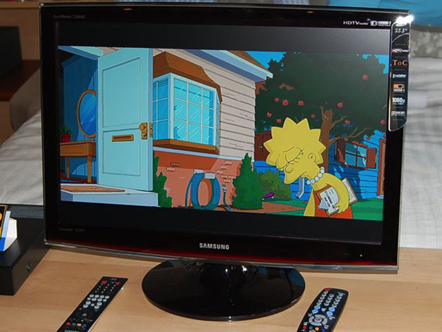 Hands On with Samsung's New Touch of Color All-in-one LCD ...
