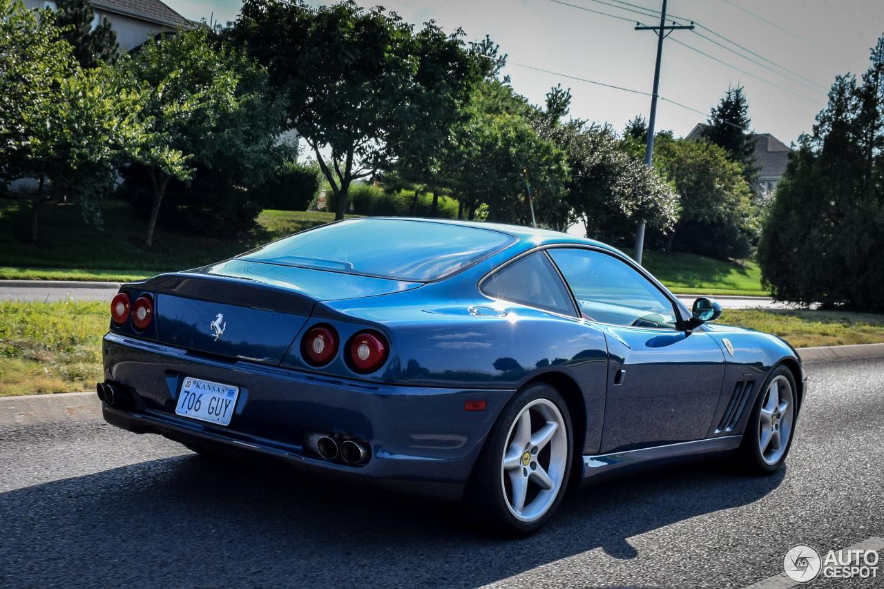 Ferrari 550 Maranello  13 October 2015  Autogespot