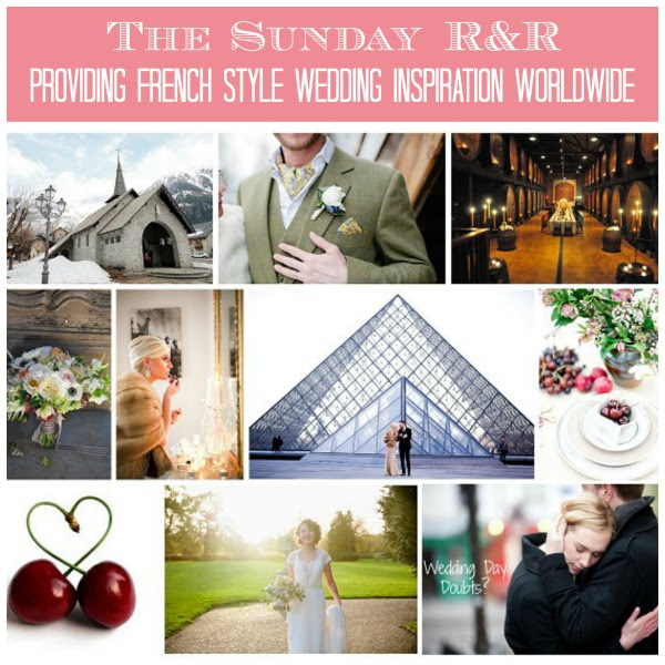 The Sunday Rr The Haven Of French Wedding Ideas