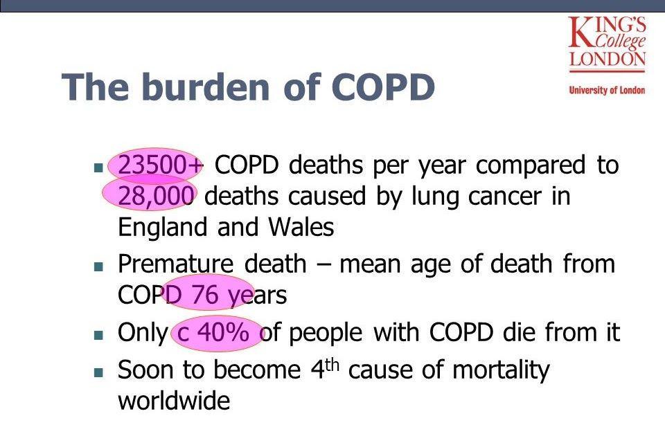 End Stage Copd Life Expectancy Calculator - Hirup r