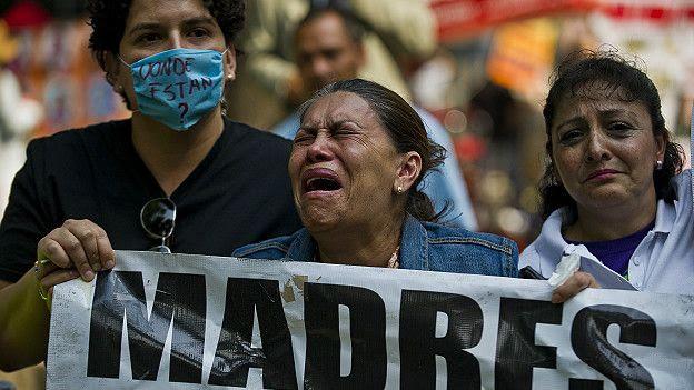 Protesta, México