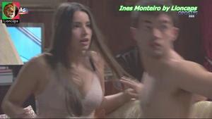 Ines Monteiro super sensual na novela Vidas Opostas