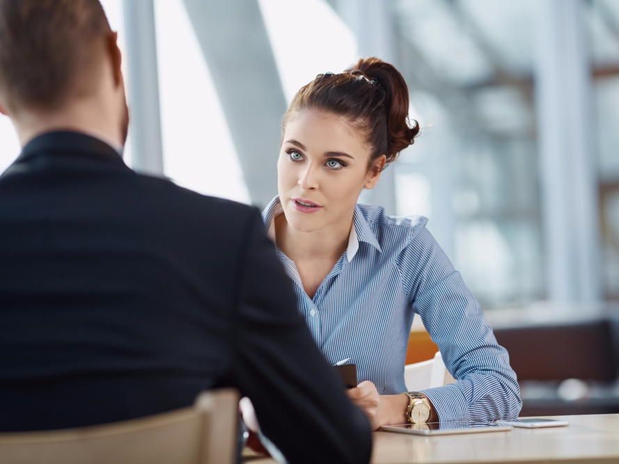 job interview questions recruiter