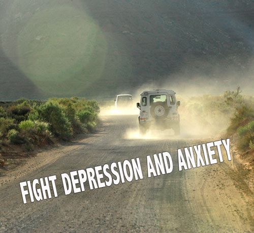FIGHT DEPRESSION AND ANXIETY - DON'T STRAP YOURSELF INTO ...