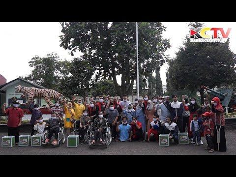 NPCI Peroleh Perhatian Kodim 0608-Persit KCK