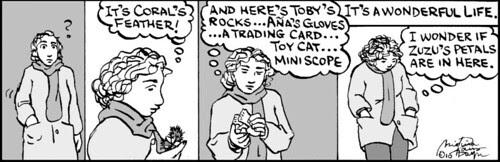 Home Spun comic strip #564