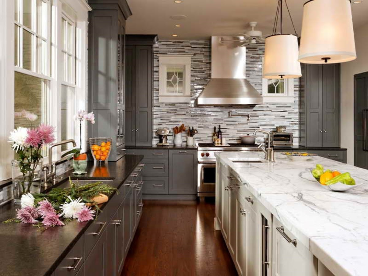 Gray Kitchen Cabinet: the Thing that You Should Have ...