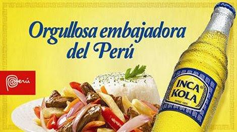 ¡Inca Kola es la mejor marca del Perú!