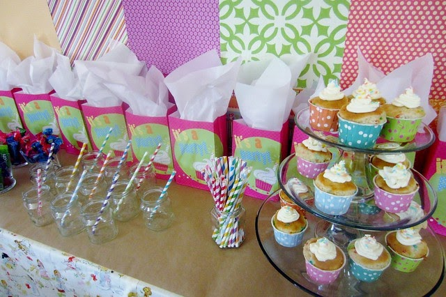 Jessica rodarte arts and crafts 9th birthday party for Arts and crafts party