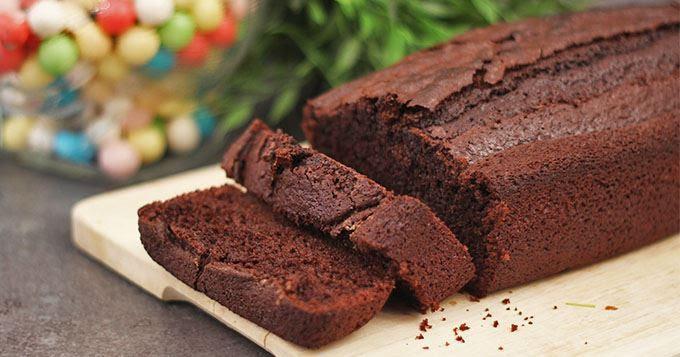 gateau au chocolat 3 oeufs sans beurre - Les desserts au ...