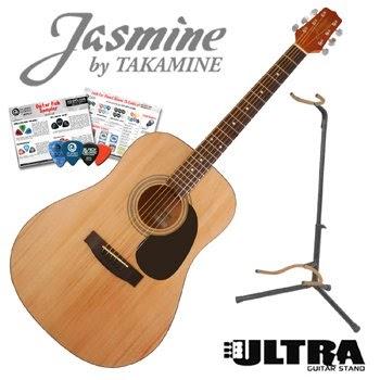 jasmine by takamine jasmine by takamine s35 acoustic guitar natural finish acoustic guitar. Black Bedroom Furniture Sets. Home Design Ideas