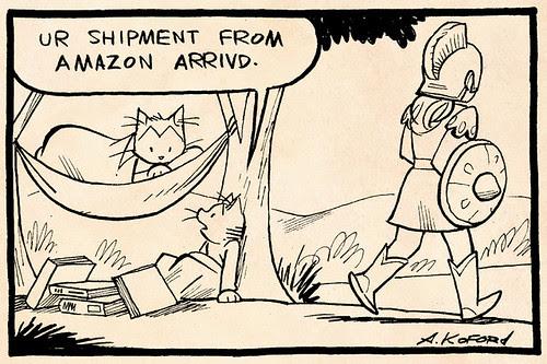 Laugh-Out-Loud Cats #1817 by Ape Lad