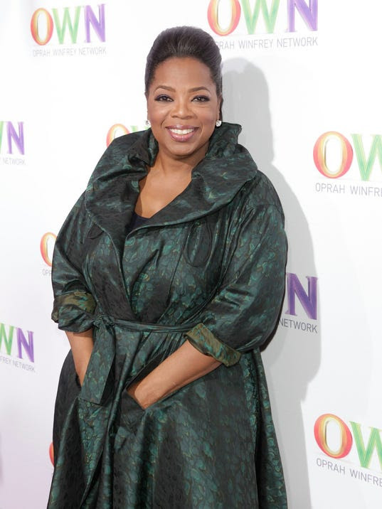 Oprah acquires 10% of Weight Watchers, sending stock soaring
