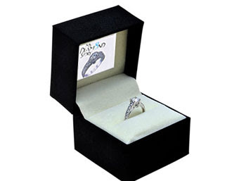 Wedding Rings With Engraved Bo