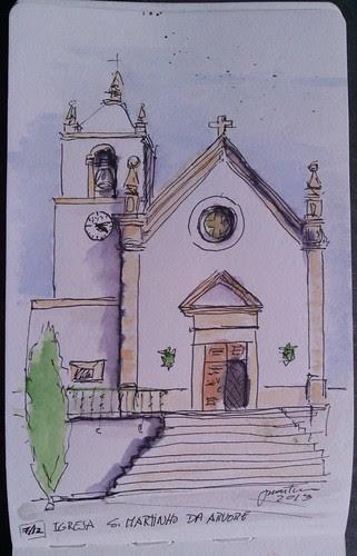 Igreja de S. Martinho da Àrvore by JMADesigner