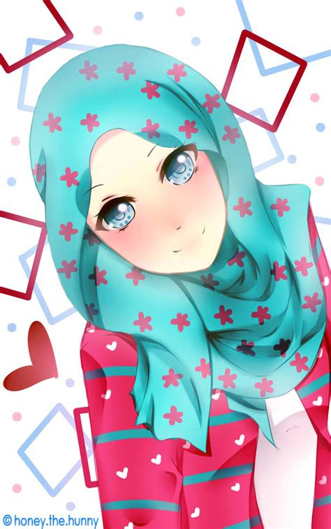 anime muslimah wallpaper  find hd wallpapers