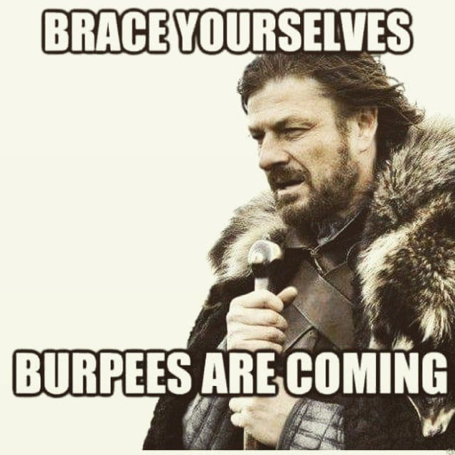Image result for burpee funny