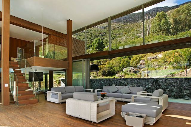 Stunning Spa House By Metropolis Design (7 Pictures) | See More Pictures | #SeeMorePictures