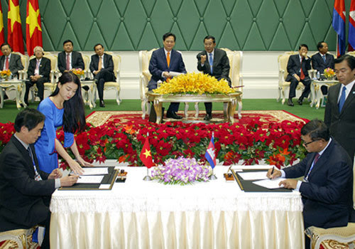 Thủ tướng, Campuchia, Hun Sen, FDI