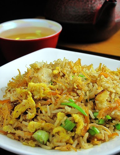 Scallop Fried Rice 3