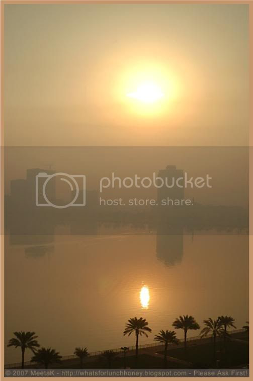 Dubai Sunrise (02) by MeetaK