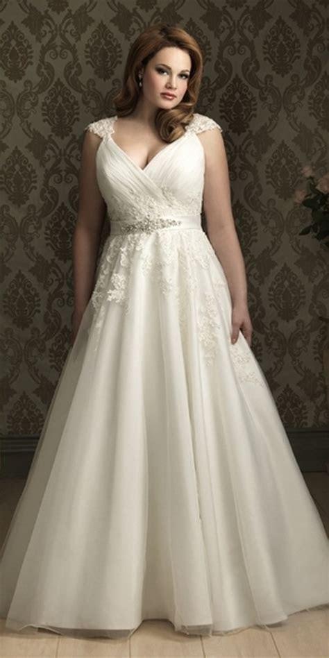 100 Gorgeous Plus Size Wedding Dresses ? Page 7 ? Hi Miss Puff