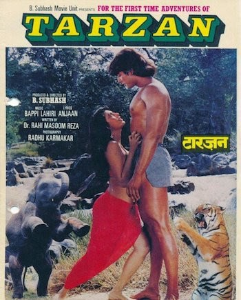 Adventures Of Tarzan 1985 Hindi 720p HDRip 1GB