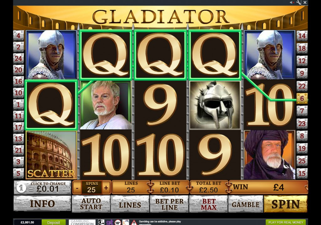 Free link fight for a progressive jackpot in gladiator jackpot slot entertainment bar unlimited]