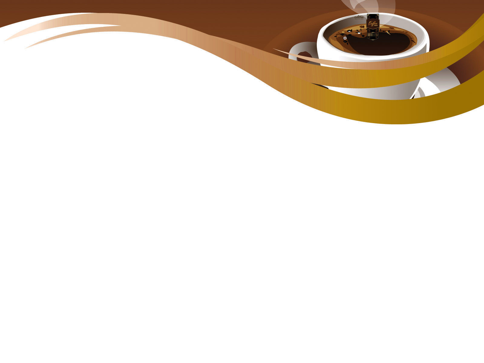 Coffee Table Powerpoint Templates Brown Food Drink Free Ppt Backgrounds And Templates