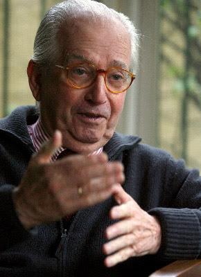 Manuel Fernández Montesinos, sobrino de Federico García Lorca y autor de 'Lo que en nosotros vive'.