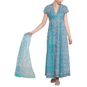 East Anokhi Yasmin Print Maxi Dress, Capri   dress