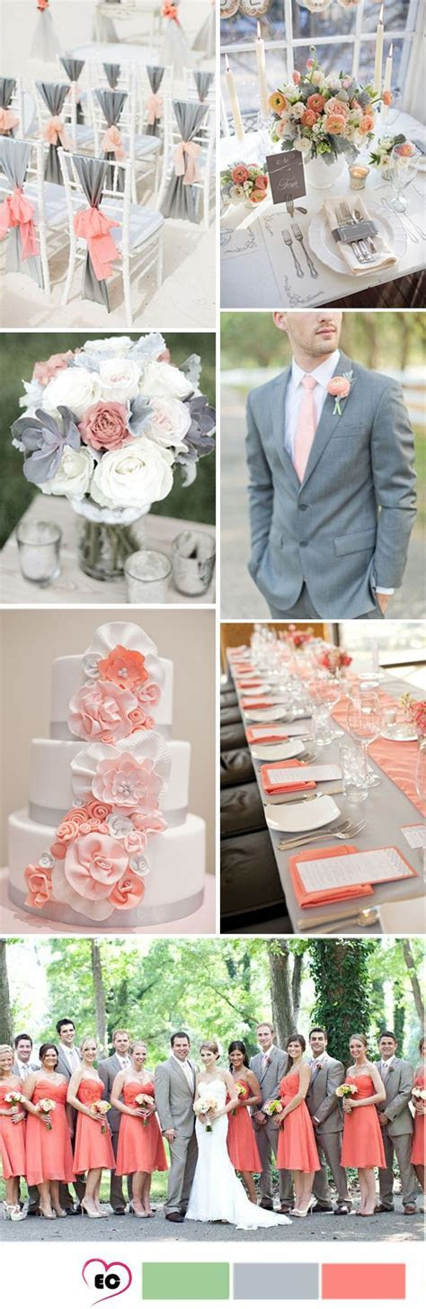 25  best ideas about Coral Wedding Decorations on