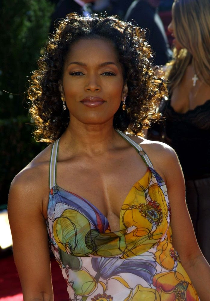 54th Annual Primetime Emmy Awards Angela Basset