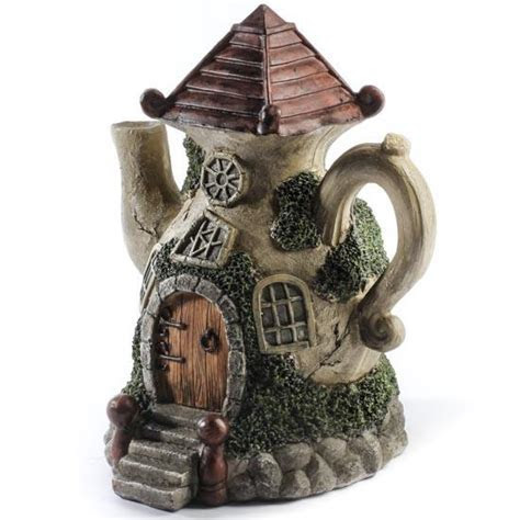 Fairy Garden Teapot House   Fairy Garden Supplies